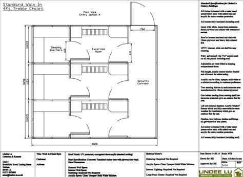 Chalet Floor Plans design and build