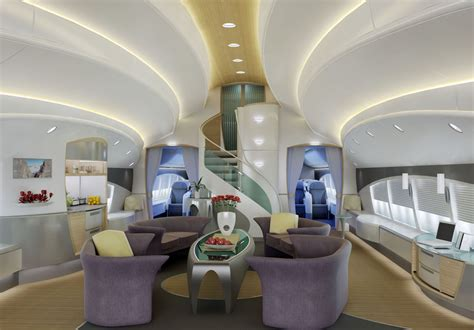 B747 Interior by Photos And Info Boeing Delivers Their 747 8