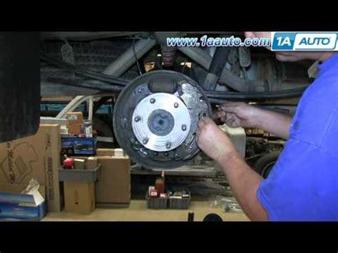 2013 chevrolet tahoe brake pad installation video rear brake pads rotor replacement 2000 2013 chevrolet tahoe suburban