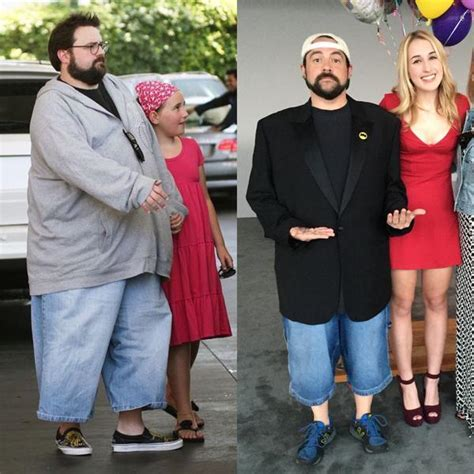 la weight loss kevin smith drops 85 pounds continues to rock jorts the