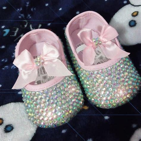 diy rhinestone baby shoes free shipping princess rhinestone pink baby shoes handmade