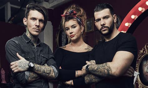 tattoo fixers lou quit tattoo fixers hit back at criticism about their hygiene