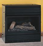 comfort glow vent free gas fireplace comfort glow compact gas fireplaces with vent free gas logs