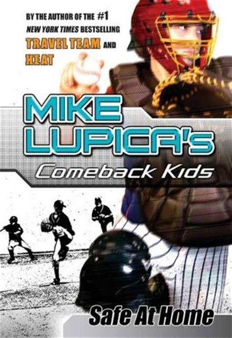 safe at home by mike lupica reviews discussion