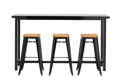 table for bar stools replica xavier pauchard bar table commercial furniture