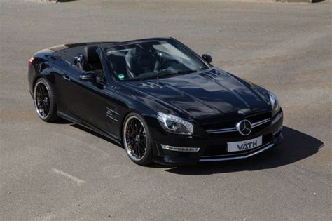 top 3 features of the vath mercedes amg sl 65