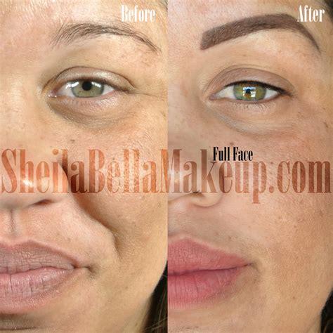 Eyeshadow Caring permanent makeup care makeup vidalondon