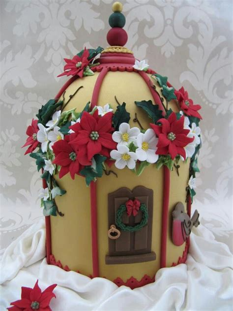 195 best images about bird cage cakes cupcakes and cookies