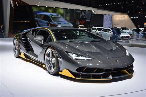 Lamborghini Centenario Revealed At Geneva