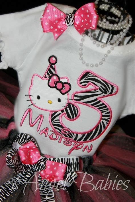 themes line hello kitty leopard 17 best images about zebra birthday party on pinterest