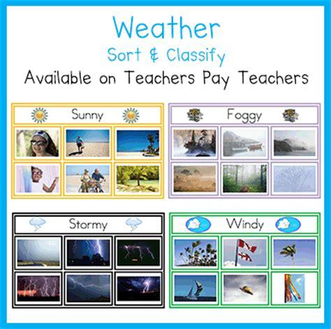 kindergarten themes weather pre k science pages prekinders