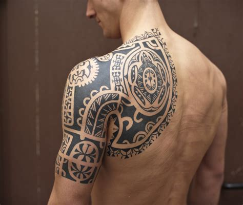 tribal half sleeve tattoos for men half sleeve images designs