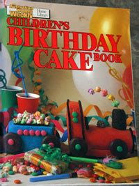 aww childrens birthday cake book australian womens weekly  softcover cookbook