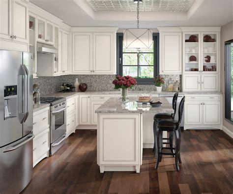 hannaford maple dove white  cinder glaze kitchen