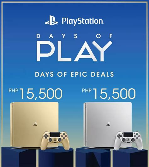Tv Led Juc 16inc Slim Gold Edition playstation unveils limited edition gold and silver ps4 slim units www unbox ph
