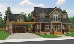 craftsman style covered walkway is a deck too garage additions pinterest house plans craftsman style