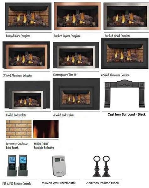 napoleon inspiration zc gas fireplace napoleon gdizc inspiration zc gas insert fireplacepro