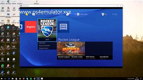 Pc Mba 4 1 by Ps4 Emulator For Pc 1 16