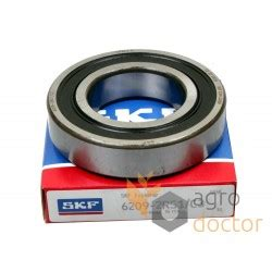 Bearing 6209 2rs 6209 2rsr 6209 2rs1c3 skf groove bearing oem 215914 1