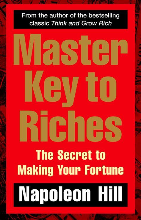 master key to riches napoleon hill pdf master key to riches by napoleon hill penguin books new zealand