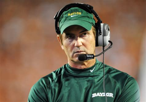 art briles tattoos a bell ringing for november football caleb and