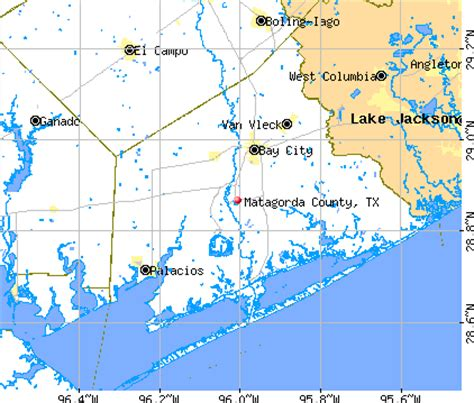 matagorda texas map matagorda county texas detailed profile houses real estate cost of living wages work