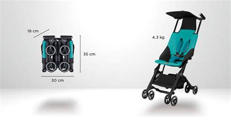 Stroller Cocolatte Pockit 2 Cl688 1 gb pockit stroller reviews
