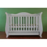 Pine Baby Crib by Luxury Quality New Zealand Solid Wood Pine Crib Cot