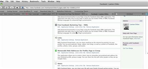 customize facebook fan page how to create a custom facebook fan page 171 internet