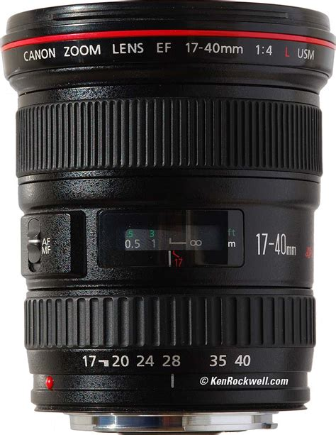 Lens Bracelet 17 40 Canon canon 17 40mm f 4 l review