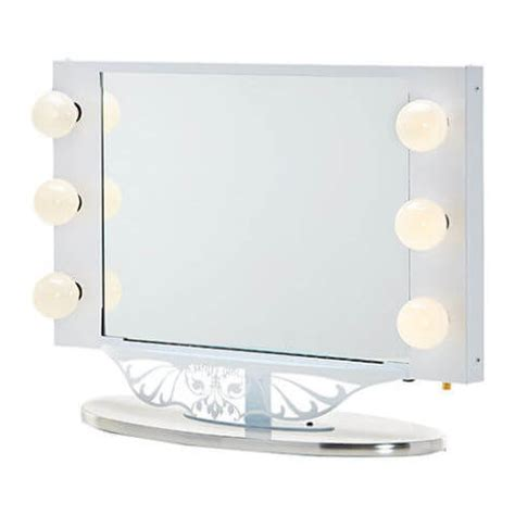 top 10 best magnifying mirrors illuminated with light 10 best lighted makeup mirrors for modern vanity kits