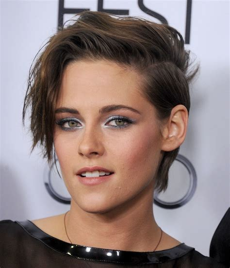 famous actresses with short hair celebrities who have had short hair long hair and bob