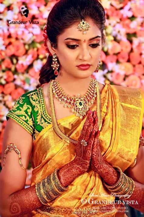 on pinterest saree blouse south indian bride and bridal sarees pin by savita gaikwad on saree pinterest saree blouse
