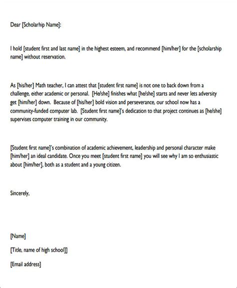 character reference letter format 6 sle character reference letter formats sle