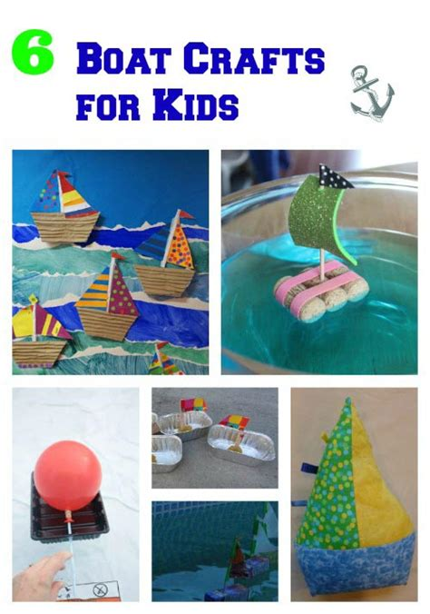 crafts activities for boat crafts for edventures with