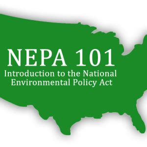 nepa section 101 related keywords suggestions for nepa