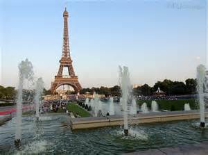 photo images of jardins du trocadero gardens in