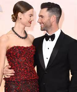 Proof adam levine and behati prinsloo have the cutest relationship