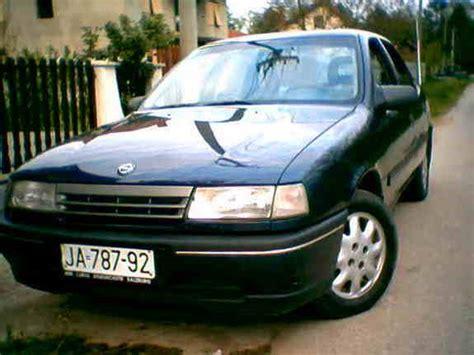 opel vectra 1990 jovca 1990 opel vectra specs photos modification info at