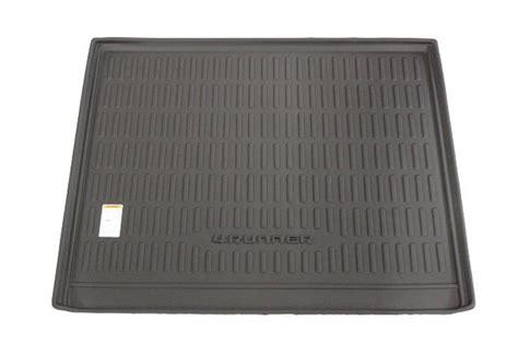 4runner All Weather Mats by 2010 Oem Toyota 4runner All Weather Cargo Mat Tray W O