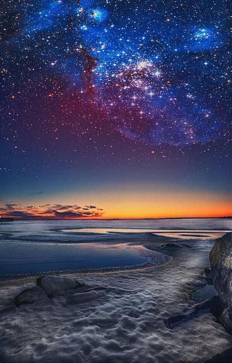 imagenes bonitas de paisajes grandes paisajes y lugares hermosos paisajes de noche con estrellas