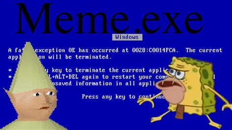 What Is A Meme Exle - meme exe youtube