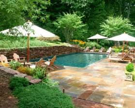 Backyard Pool Landscaping Pictures Designing Your Backyard Swimming Pool Part I Of Ii Quinju