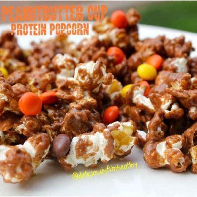 s proteine totali peanut butter cup protein popcorn recipe butter