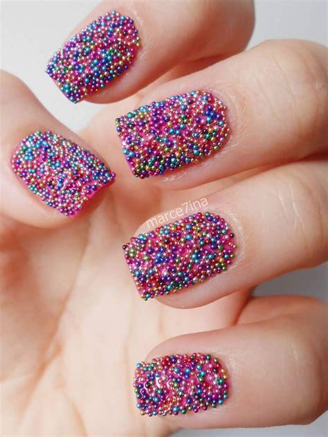 55 caviar nail design ideas