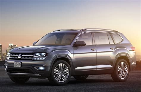 new 2018 volkswagen atlas crossover gets top 5 rating