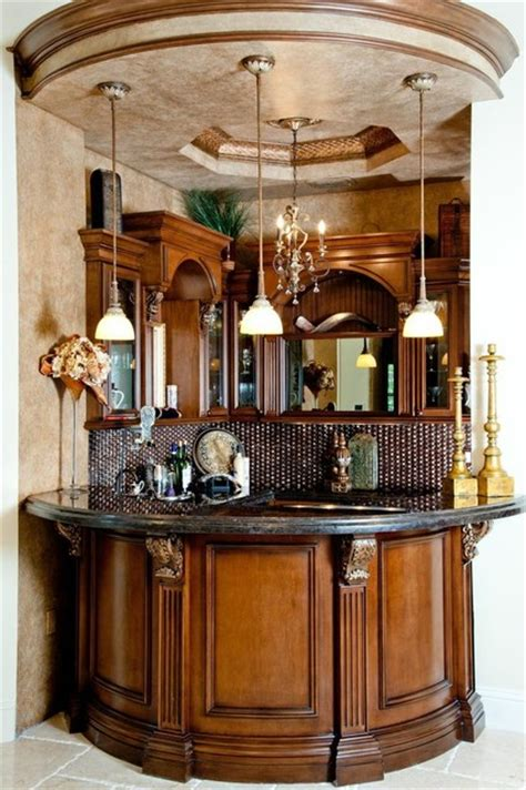 custom home bar traditional home bar other by da