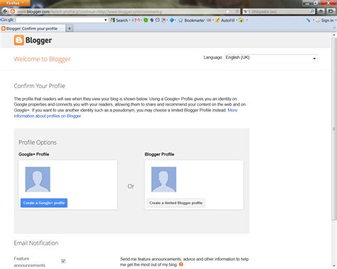 blogger account impudent strumpet dear blogger stop redirecting me to a