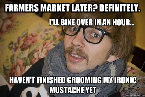 Farmer Meme - farmer s market definitely i ll bike over as soon as