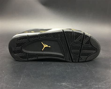 Air 4 Wings air 4 retro wings black gold for sale new jordans 2018